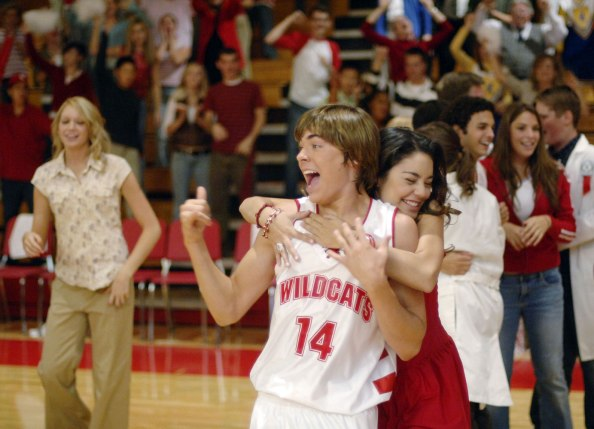 High School Musical (2006, Disney Channel)