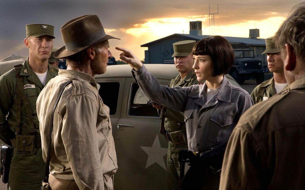Indiana Jones and the Kingdom of the Crystal Skull (2008, Paramount)