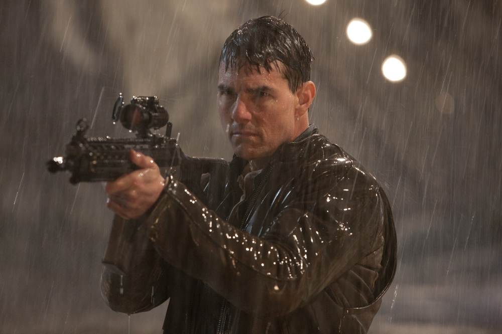 Jack Reacher (2012, Paramount Pictures)