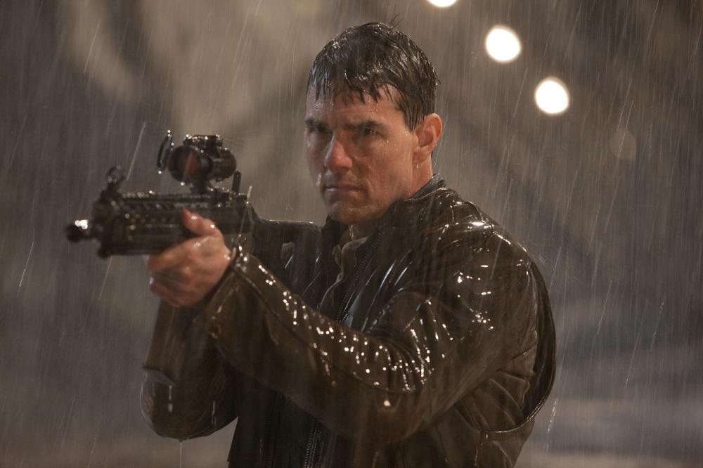 Jack Reacher (2012, Paramount Pictures)