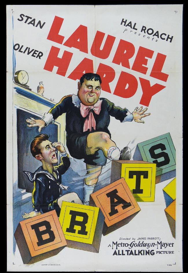 Brats (1930, MGM)
