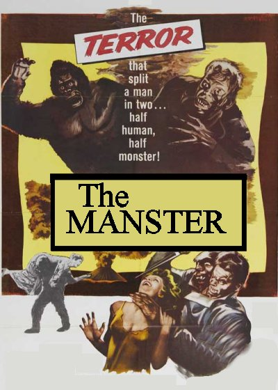 The Manster (1959, Lopert Pictures)