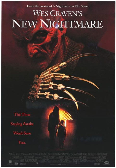 Wes Craven's New Nightmare (1994, New Line Cinema)