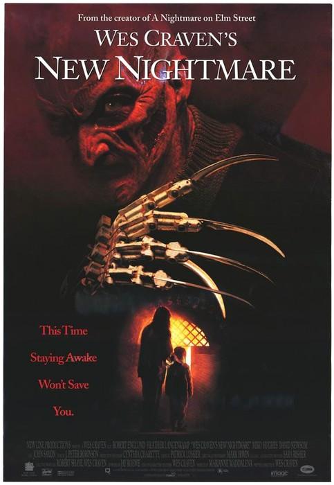 Wes Craven's New Nightmare (1994, New Line Cinema)
