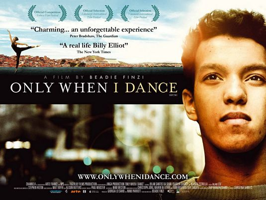 Only When i Dance (2009, Film Movement)