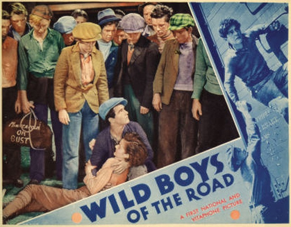 Wild Boys of the Road (1933, Warner Bros.)