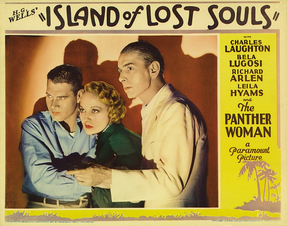 Island of Lost Souls (1934, Paramount)