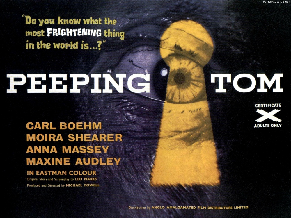 Peeping Tom (1960, Anglo-Amalgamated)