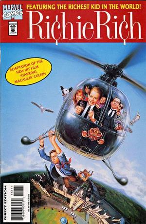 Richie Rich (Warner Bros./Marvel)