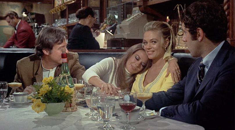 Bob & Carol & Ted & Alice (1969, Columbia)