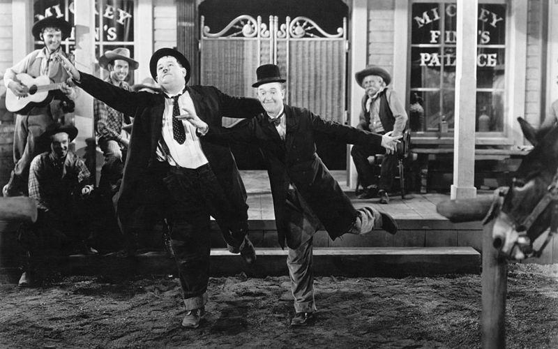 Way Out West (1937, Hal Roach Studios)