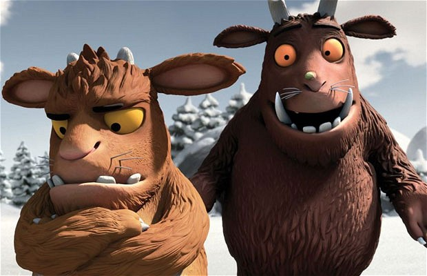The Gruffalo's Child (2012, E1 Entertainment)