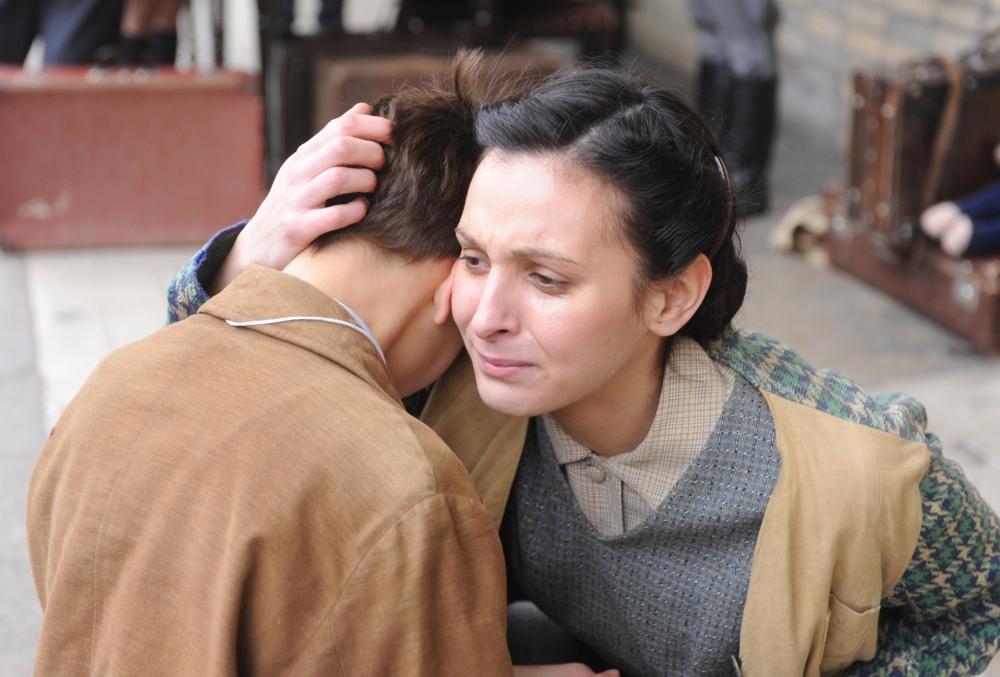 Nicky's Family (2011, Menemsha Films)