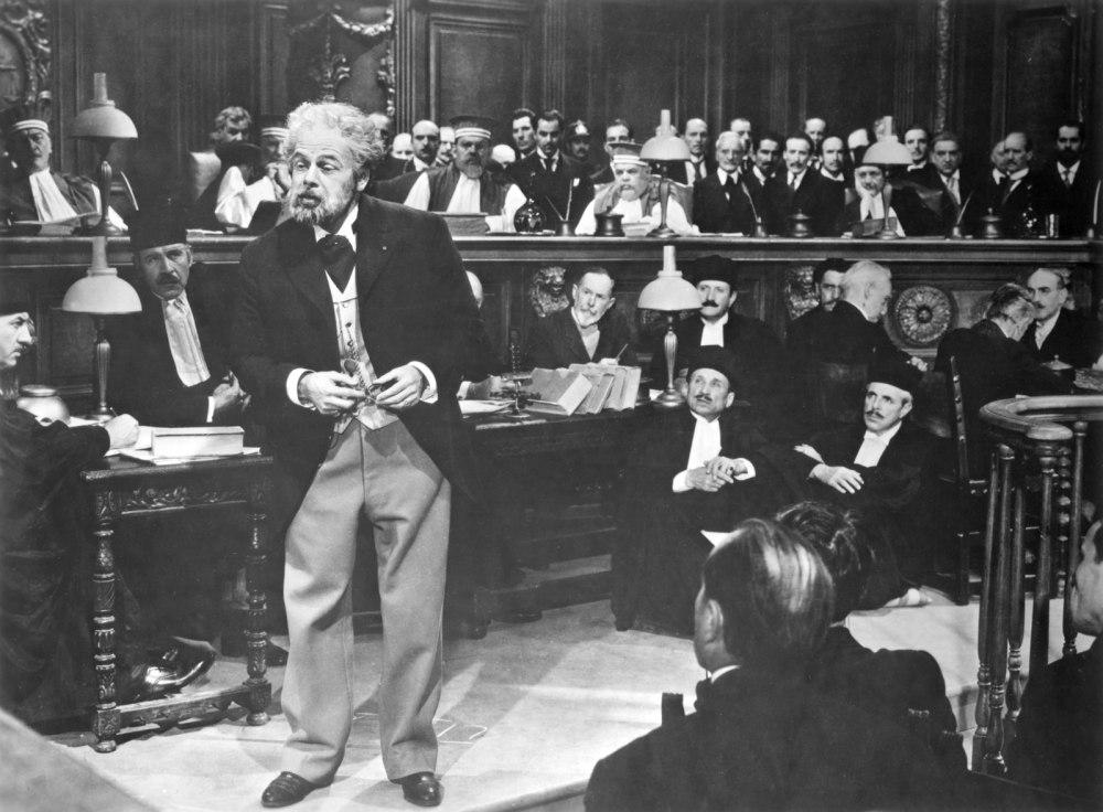 The Life of Emile Zola (1937, Warner Bros.)
