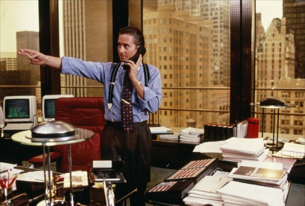 Wall Street (1987, Columbia/Tri Star)