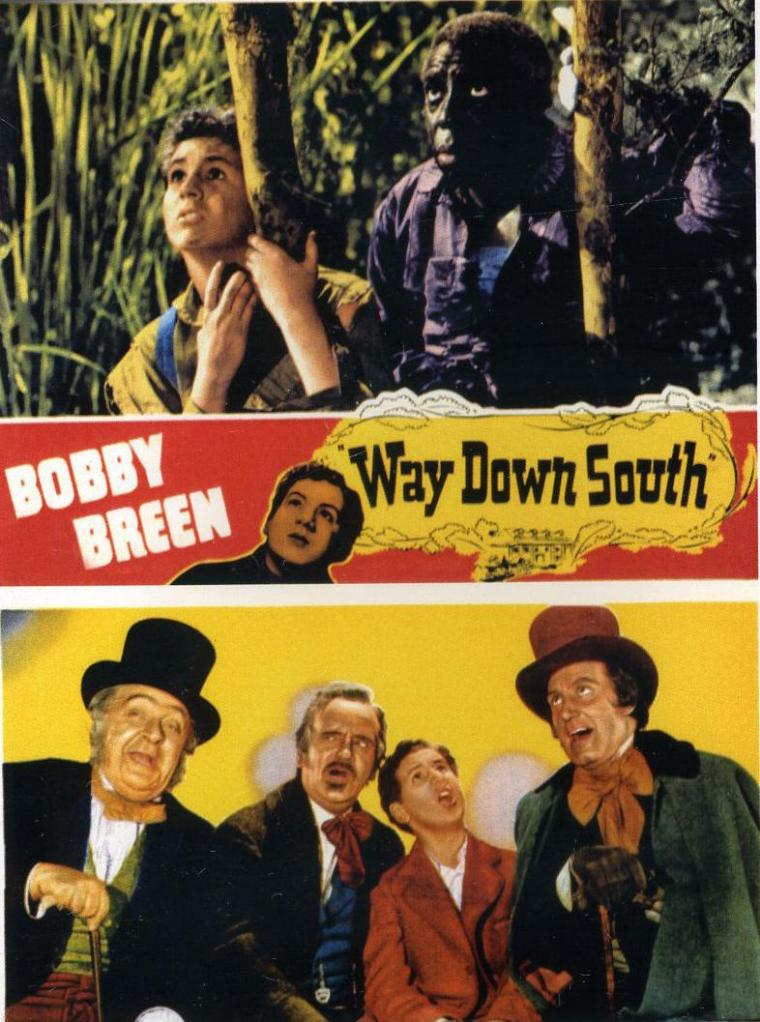 Way Down South (1939, Sol Lesser Productions)
