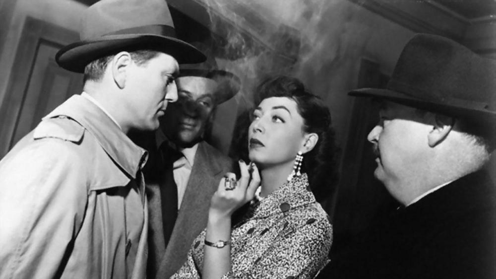 The Narrow Margin (1952, RKO Radio Picutres)