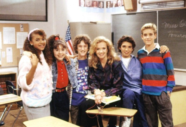 Good Morning, Miss Bliss (1988, Disney Channel)