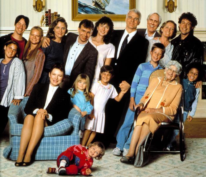 parenthood movie family tree
