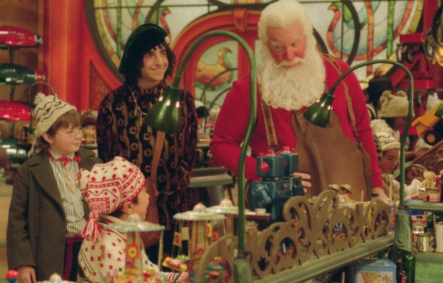The Santa Clause 2 (2002, Disney)