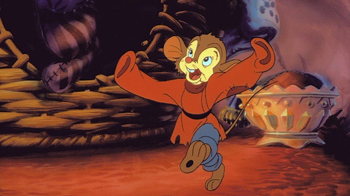 An American Tail (1986, Universal)