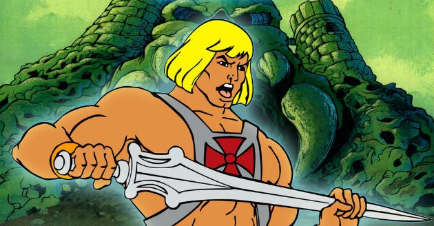 He-Man and the Masters of the universe (Filmation)