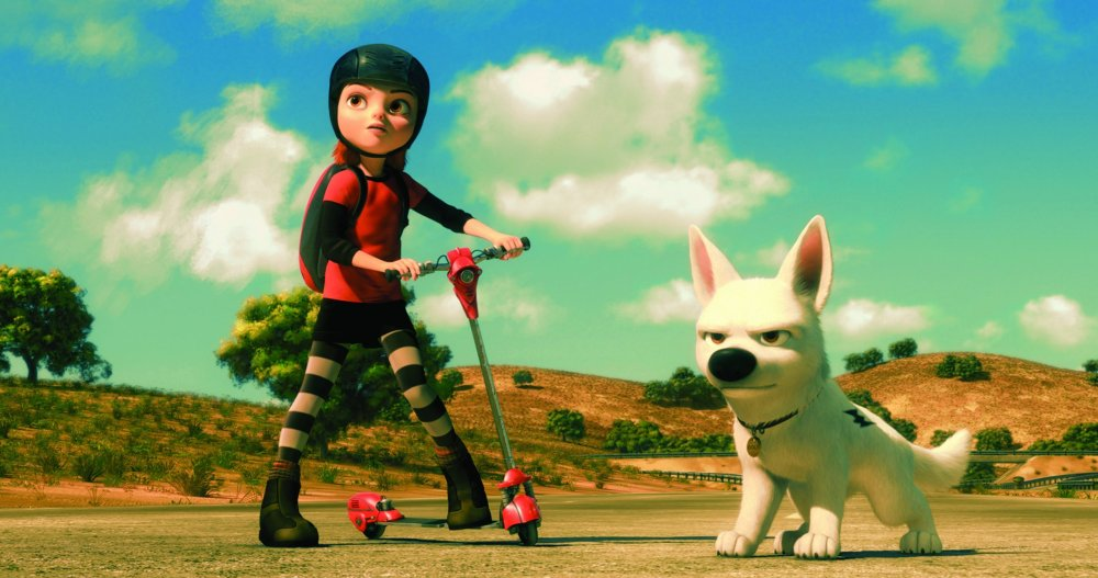 Bolt (2008, Disney)