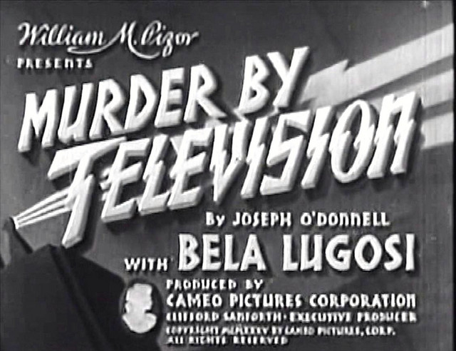 Image result for murder by television