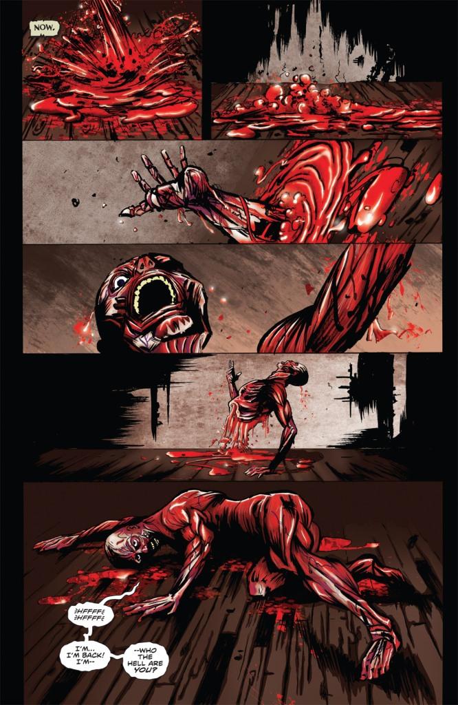 Hellraiser Annual #1 (Boom! Studios)
