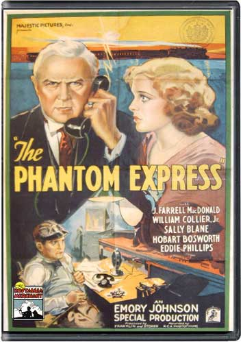 The Phantom Express (1932)