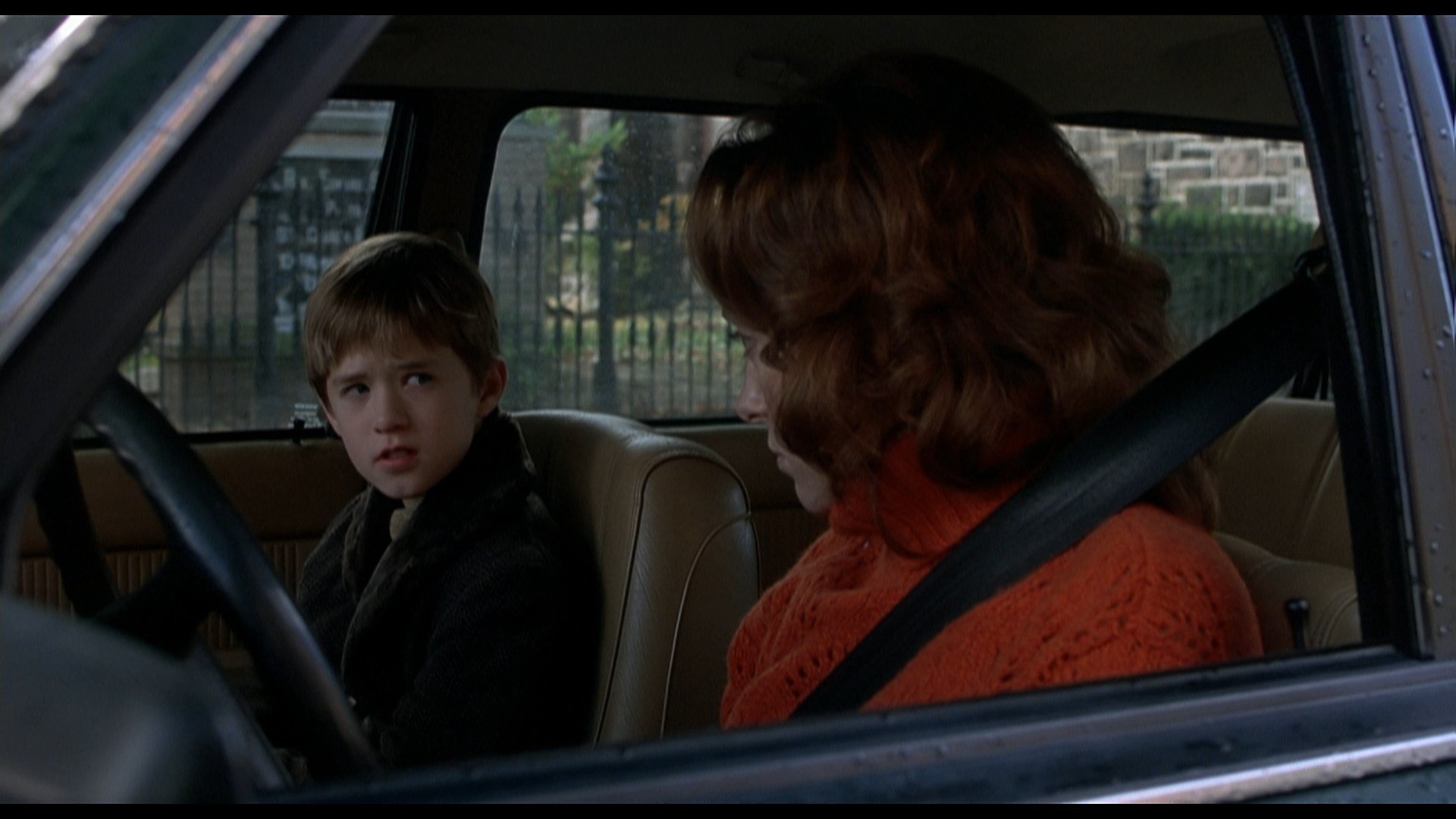 haley joel osment the movie rat the sixth sense 1999 touchstone pictures