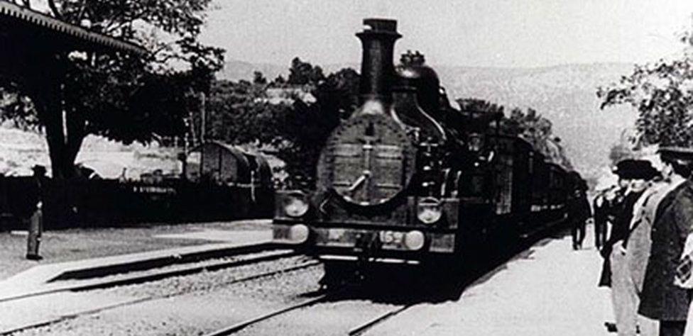 Short Film Saturday Trains 18 Years Apart