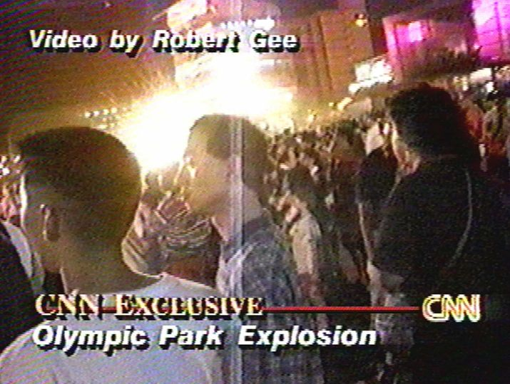 Olympic Explosion (CNN)