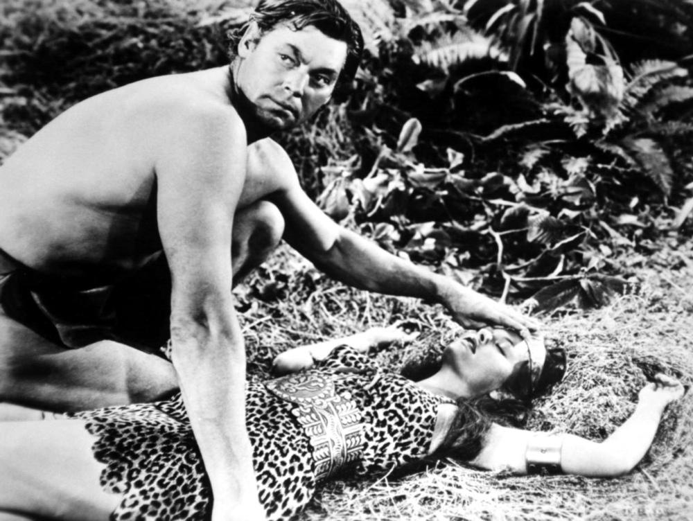 Tarzan and the Amazons (1945, RKO)