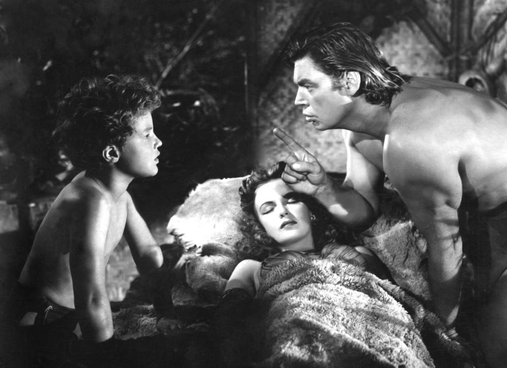 Tarzan Triumphs (1943, RKO)