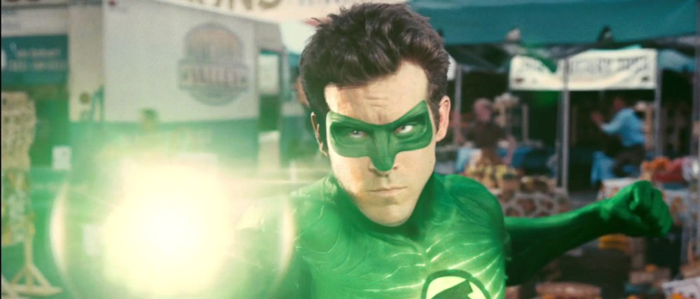 The Green Lantern (2011, Warner Bros.)