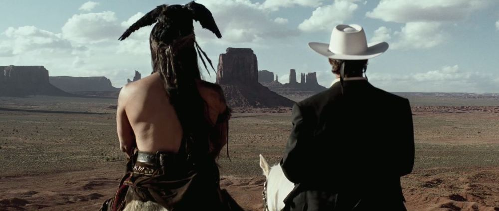 The Lone Ranger (2013, Disney)