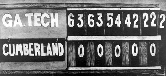 Scoreboard-Georgia-Tech-Cumberland