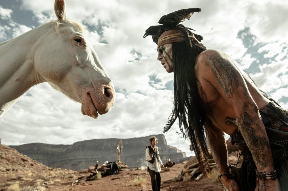 The Lone Ranger (2013, Disney)