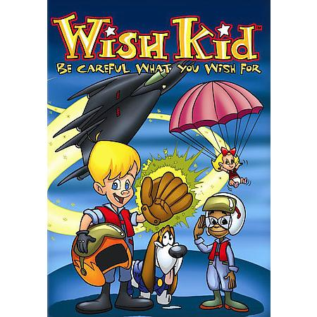 Wish Kid (1991, DiC Enterprises)