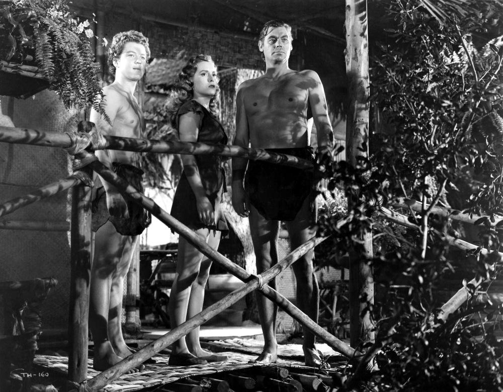 Tarzan and the Huntress (1947, MGM)