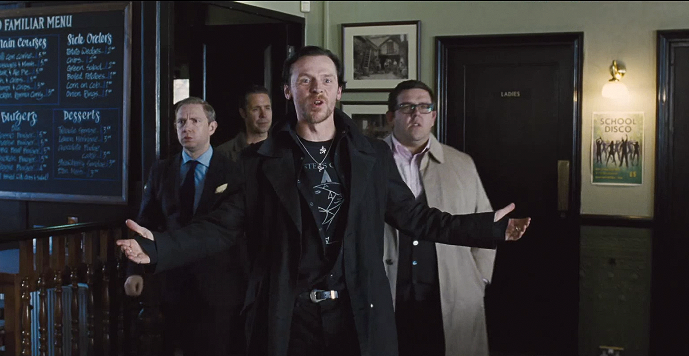 The World's End (2013, Universal)
