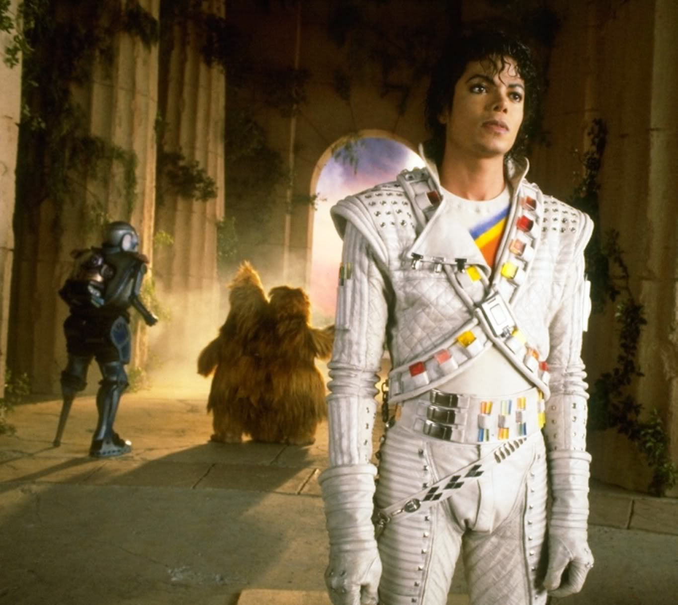 Michael Jackson 1985: The Movie Rat