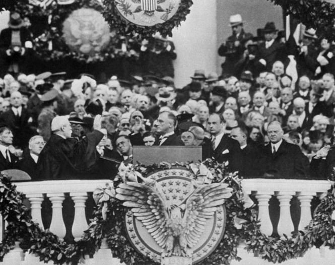 FDR Inauguration 1933