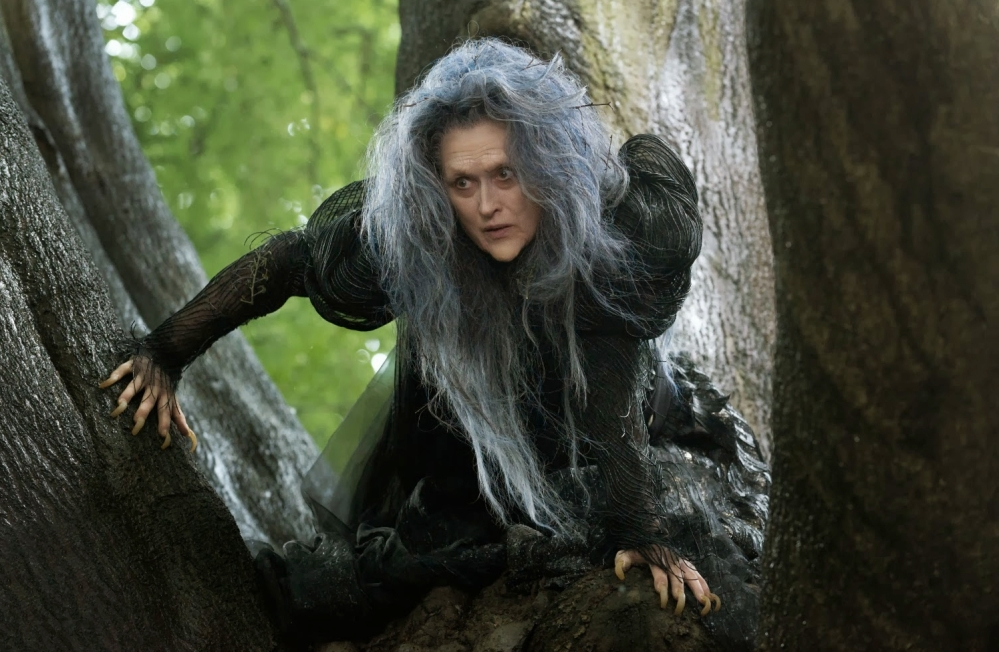Into The Woods (2014, Disney)
