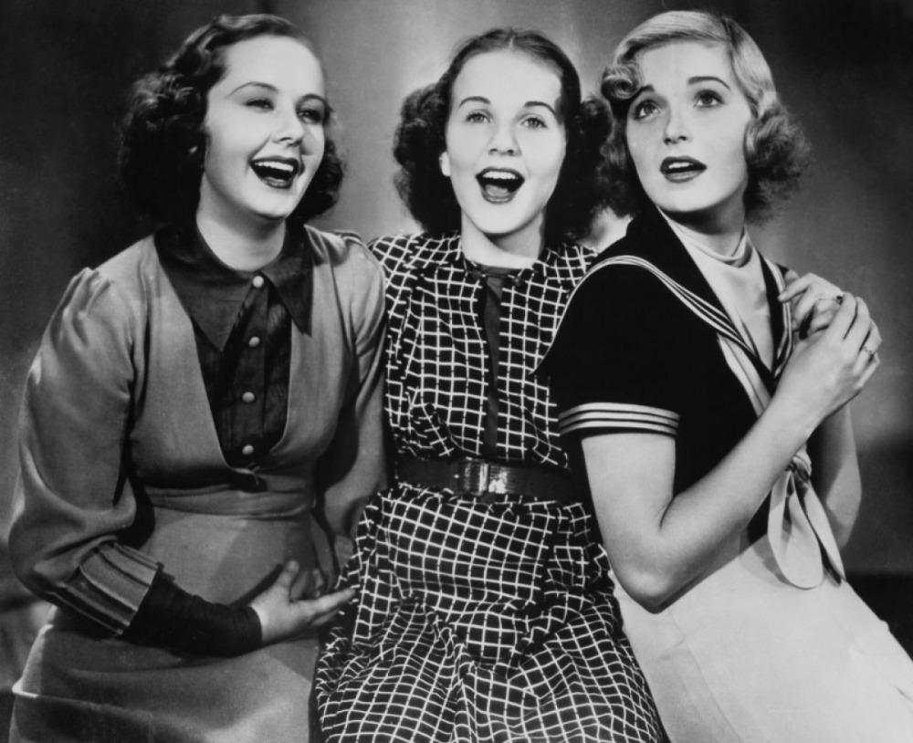 Three Smart Girls (1936, Universal)