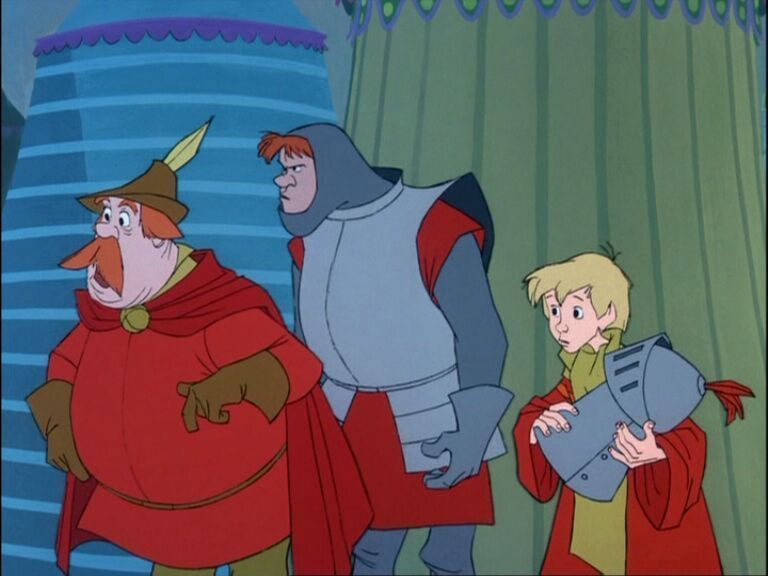 The Sword in the Stone (1963, Disney)