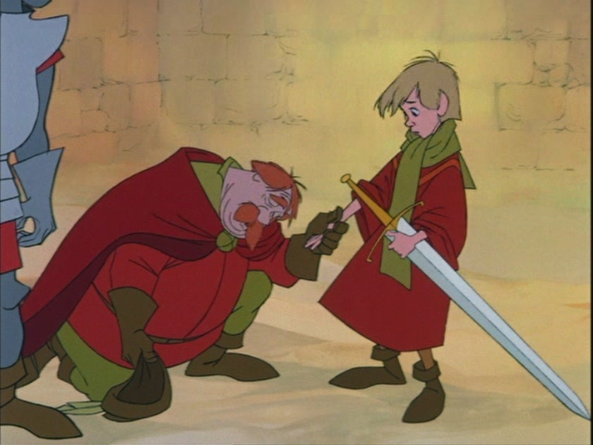 The Sword in the Stone (1963, Disney)