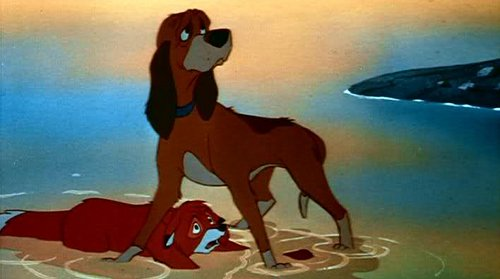 The Fox and the Hound (1981, Dinsey)