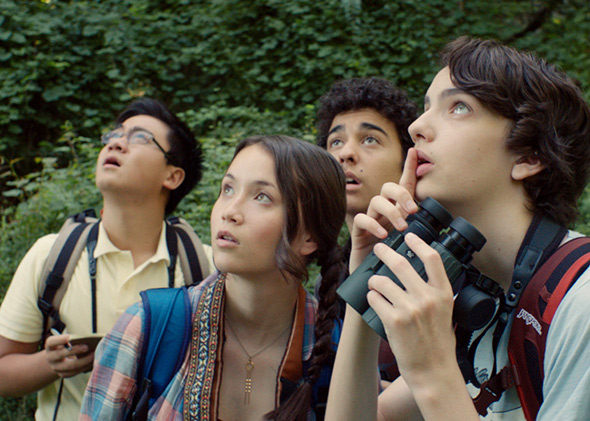 A Birder's Guide to Everything (2014, Screen Media Films)